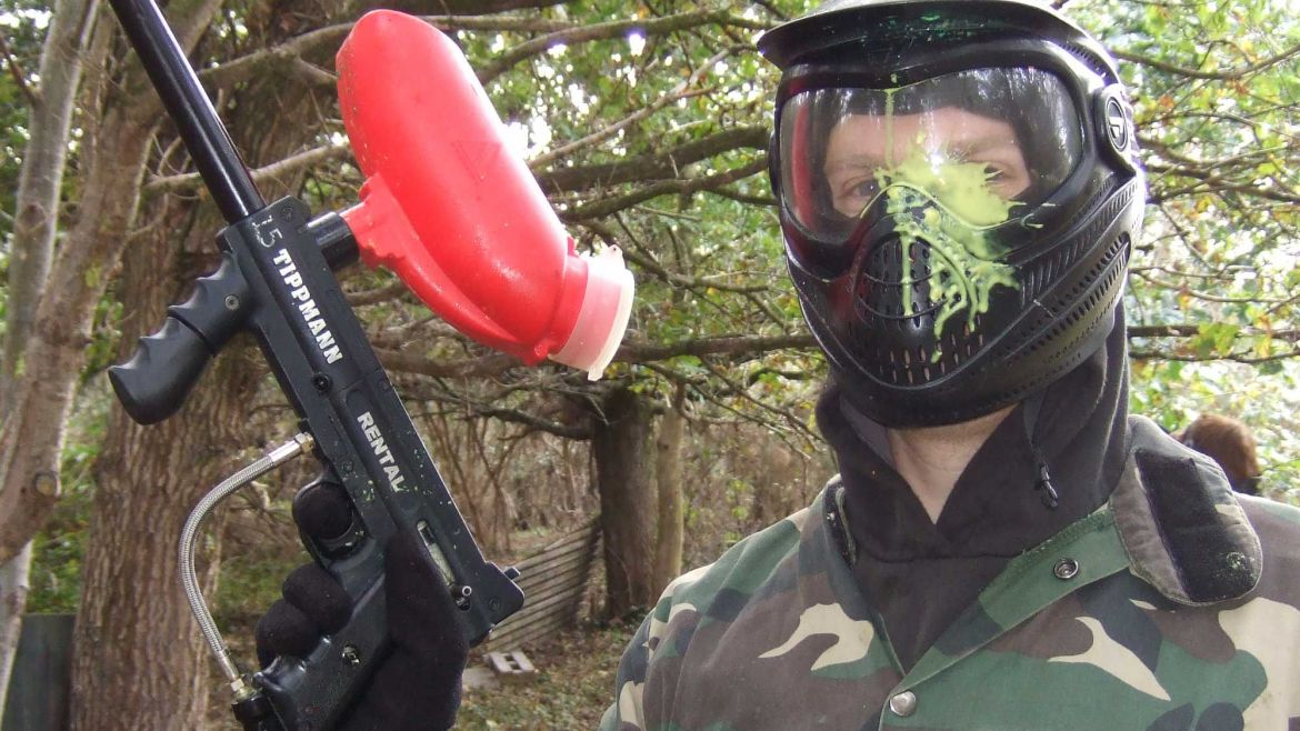 Does Paintballing Hurt?