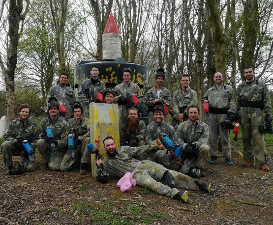 Paintball Stag Parties in Dorset – Why Book with us?