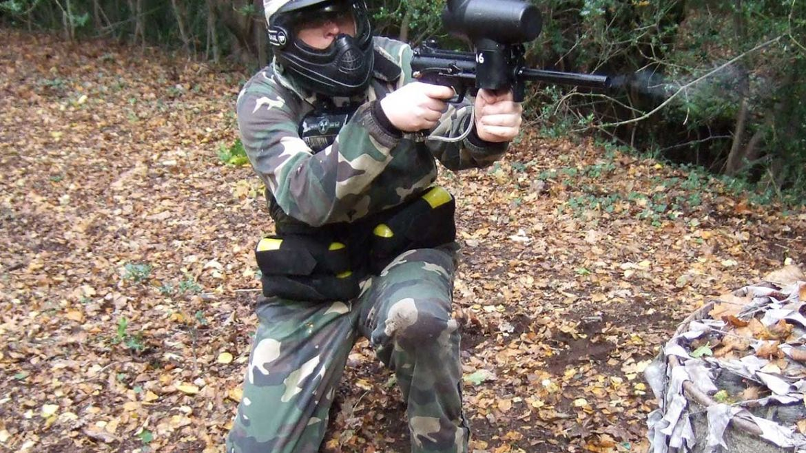 What To Wear For Paintball: