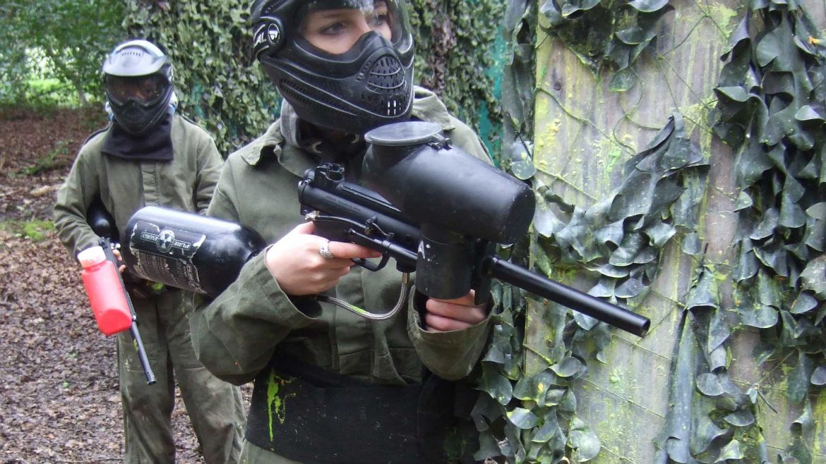 Paintball Strategies and Tactics!